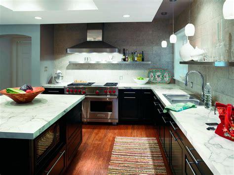 Kitchen Countertop Buying Guide  Hgtv
