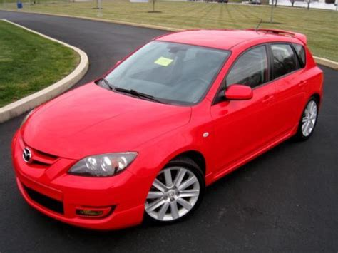 free auto repair manuals 2008 mazda mazda3 spare parts catalogs sell used 2008 mazda mazdaspeed3 gt 5dr hatchback turbo 6 spd manual a carfax report in