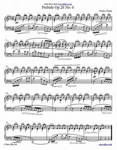 Frederic Chopin   Prelude Op 28 No  6 In Bm
