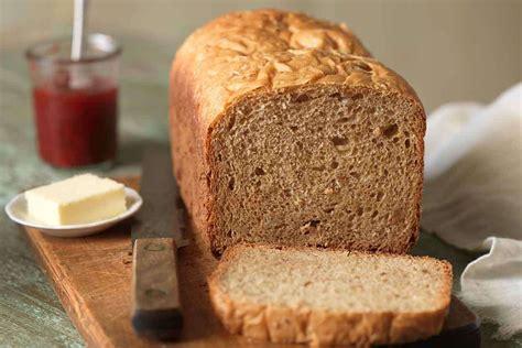 wheat bread   bread machine king arthur