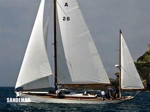Sparkman & Stephens 48 ft Yawl - Sandeman Yacht Company
