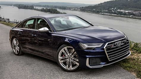 2020 audi s6 2020 audi s6 sedan shows it s the whole package on