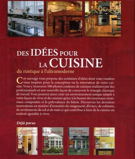 livre cuisine homme livre des idées pour la cuisine les éditions de l 39 homme