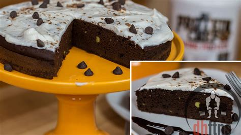 Healthy TRIPLE Chocolate Avocado Cake Recipe