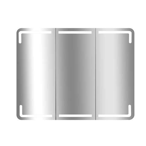 côté maison cuisine armoire de toilette lumineuse blanc l 75 cm estrella