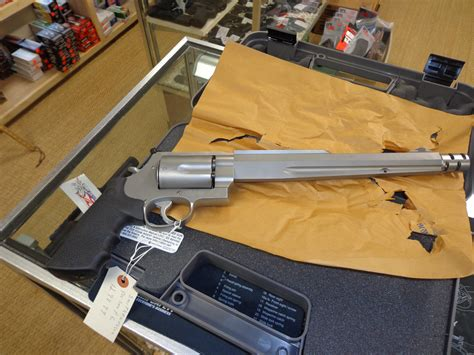 """Smith&wesson 500 Pc 105"""" Barrel For Sale"""
