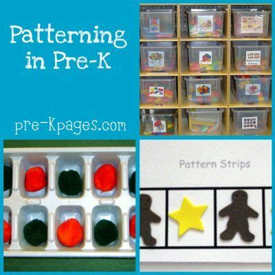 pre k pattern activities for math teaching patterns 508 | 2dfca0aa79fa05f71ca5499b6f760c25