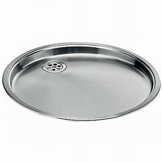 Carron Phoenix Carisma 400 Round Undermount Kitchen Sink