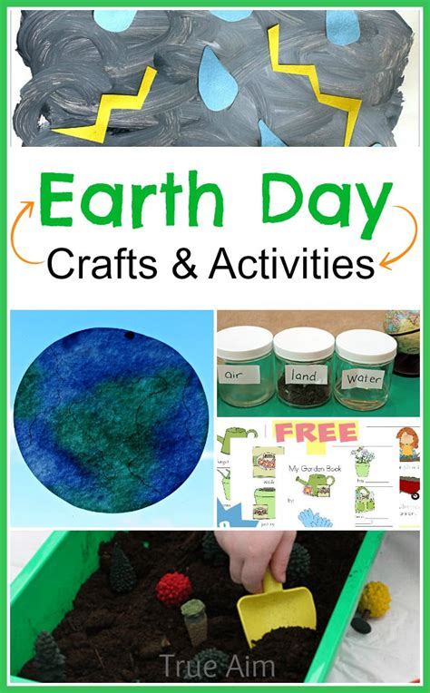 earth day activities and crafts at s library 134 726 | Earth Day Crafts and Activities for kids