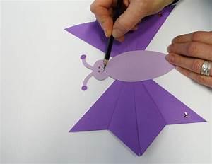 Schmetterlinge Basteln 3d : schmetterling falten wir zeigen dir wie es geht ~ Orissabook.com Haus und Dekorationen