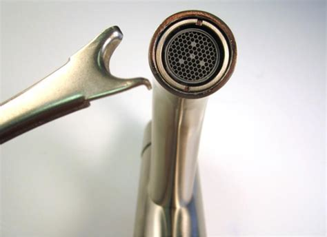 faucet aerator removal tool aerator wrench explanation