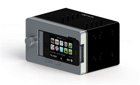 iphone car radio dash the iphone car stereo dock mobile magazine