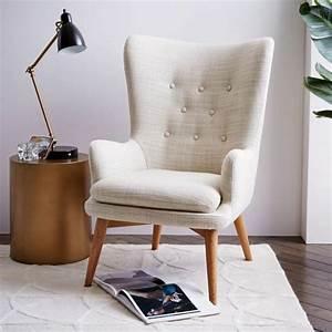 Le fauteuil scandinave confort, utilité et style à la une Archzine fr