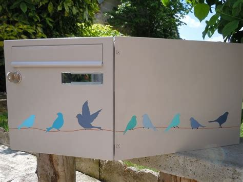 trouver boite aux lettres personnaliser sa boite aux lettres trouver des id 233 es de