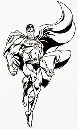 Superman Coloring Pages Steel Printable sketch template