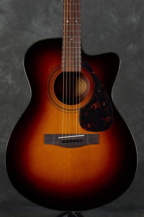 Yamaha FSX315C Electro-Acoustic Guitar - Tobacco Sunburst ...