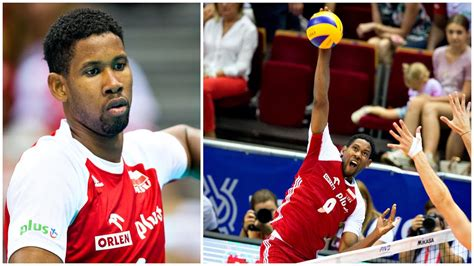 Thankful for being compared to cristiano ronaldo. Wilfredo Leon in Poland National Team   Best Actions FIVB OQT 2019 (HD) - YouTube