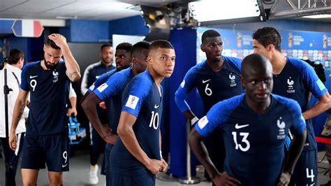 Fifa World Cup News Three Reasons Why France
