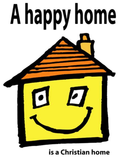 image  happy home   christian home christartcom