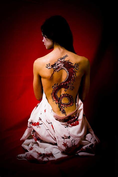 tattoo designs dragon tattoo designs  girls