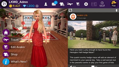 avakin pc virtual game 3d bluestacks games play avakinlife mobile playing role screenshot description apk