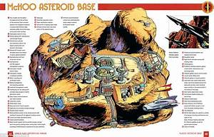 Asteroid Base Details  With Images