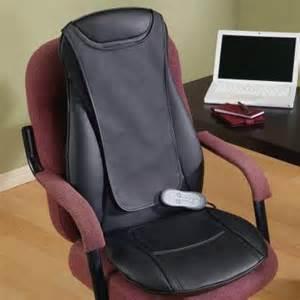 shiatsu massaging seat cushion ease the of