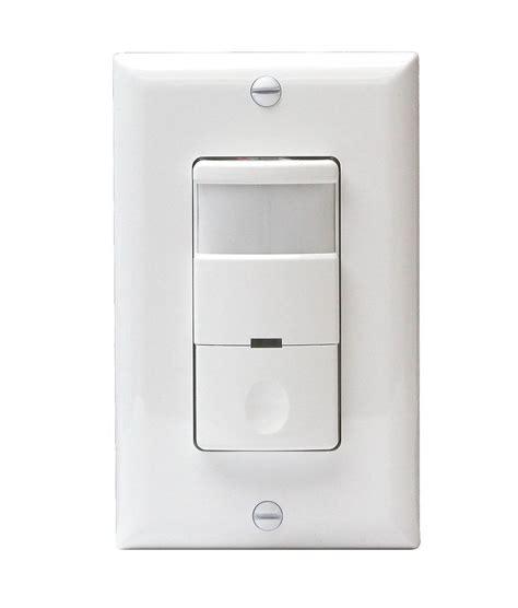 motion sensor light switch 800w 120v 3 way occupancy motion sensor light switch