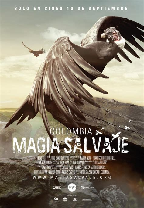 colombia magia salvaje   espanol latino