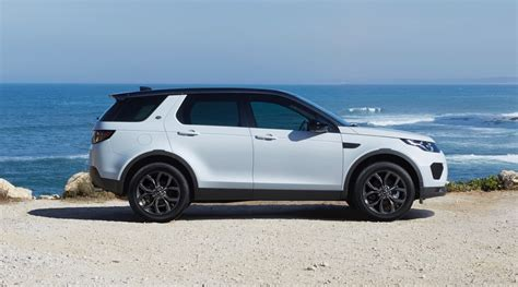 2019 Land Rover Discovery Sport Landmark Edition Revealed