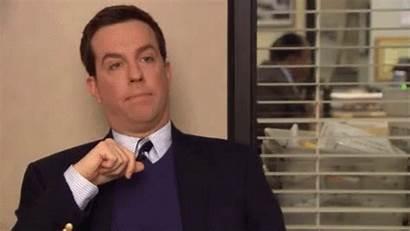 Office Test Gifs Polite Politeness Andy Bernard