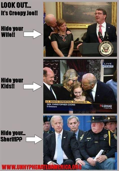 Creepy Biden Memes - creepy joe biden politics pinterest photos and joe biden