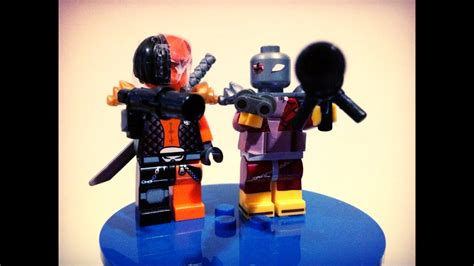 Lego Deadshot Custom Minifigure