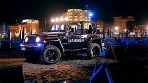 Jeep Wrangler Carabinieri 4k Wallpapers