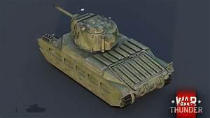 [Development] WW2 Chronicles vehicles: Matilda MK-2 F-96 ...