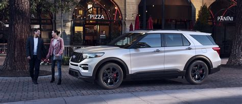 2020 ford explorer xlt sport appearance package 2020 ford 174 explorer suv design features ford