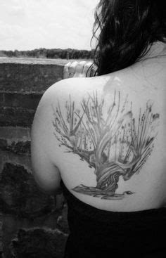 whomping willow tattoo | Harry potter tattoos, Harry