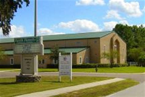 winter garden churches find   place  worship