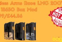 73335 Limitless Mod Co Coupon Code by Save Big On The Wismec Reuleaux Gen3 300 Watt Box Mod