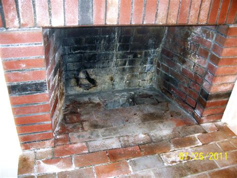 inside of a chimney falmouth chimney sweep chimneys