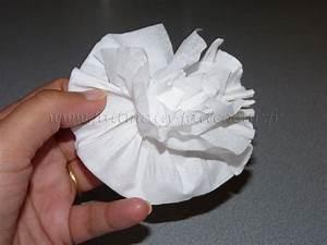 Fleur En Papier Serviette : faitmain faitcoeur ~ Melissatoandfro.com Idées de Décoration