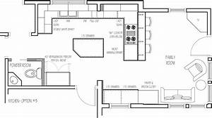 Galley, Kitchen, Dimensions, Metric, Kitchens, Designs, Small, Remodel, Floor, Plans, Simple, New, Cabinets