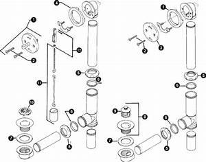 Price Pfister Bathtub Drain Parts Diagram