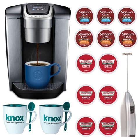 How much does the shipping cost for keurig k elite single serve k cup pod. Shop Keurig K-Elite Single Serve K-Cup Pod Coffee Maker, Brushed Slate Bundle - Overstock - 25769421