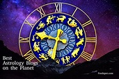 Top 100 Astrology Blogs, Websites & Influencers in 2020