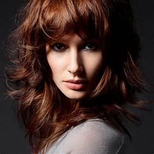 Frange Cheveux Mi Long : frange cheveux mi long ~ Melissatoandfro.com Idées de Décoration
