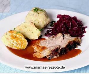 Mamas Rezepte : schweinebraten im backofen gegart mamas rezepte mit bild und kalorienangaben ~ Pilothousefishingboats.com Haus und Dekorationen