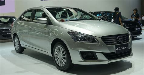 Confirmed: Suzuki Ciaz subcompact coming to PH