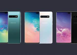 Galaxy S10  S10  S10e Finalized Specs Reportedly Detailed