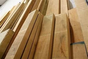 Buying Timber - Hardwoods are Hard Work! - The English